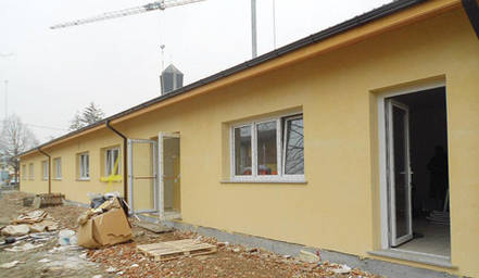 Pronta la scuola di san carlo sar inaugurata il 16 - Fondazione specchio dei tempi ...