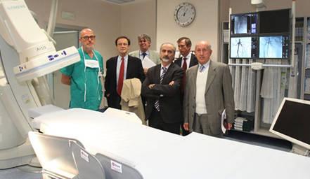 Inaugurato l angiografo donato dai lettori de la stampa al mauriziano specchio - La stampa specchio ...
