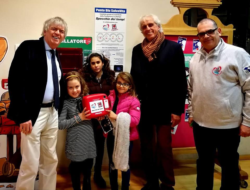 Un defibrillatore al teatro dei ragazzi - Specchio dei tempi torino ...