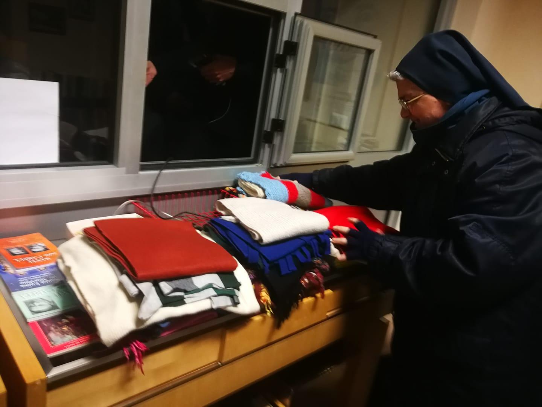 La stampa specchio e casa santa luisa insieme per aiutare chi vive in strada - La stampa specchio ...