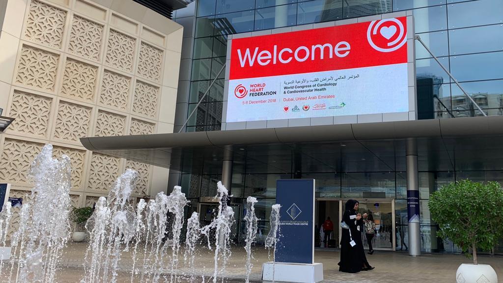 La stampa i progetti di specchio al congresso mondiale di cardiologia a dubai - La stampa specchio ...