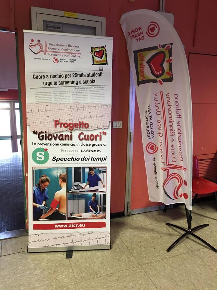 Prevenzione ripartito il progetto giovani cuori - Fondazione specchio dei tempi ...
