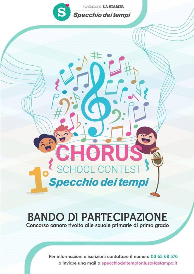 Chorus contest per le scuole primarie ecco il bando - Specchio dei tempi torino ...