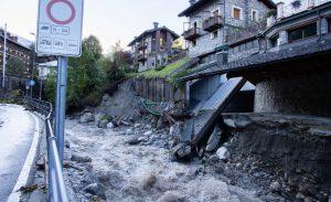 Inondations Piémont