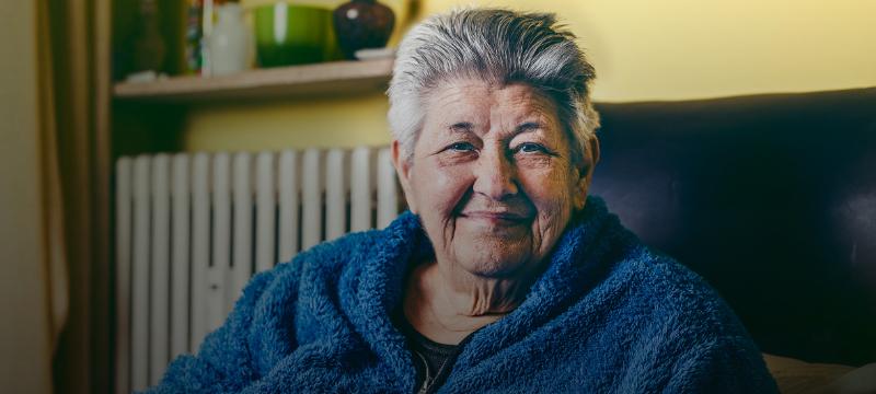 Raccolta fondi anziani soli