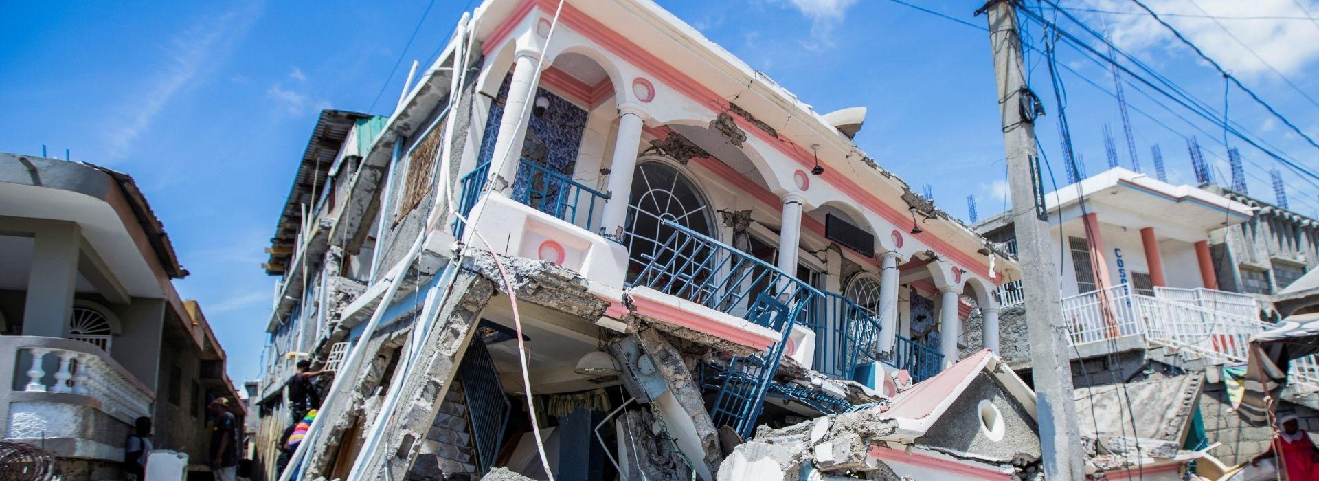 Donate for Haiti