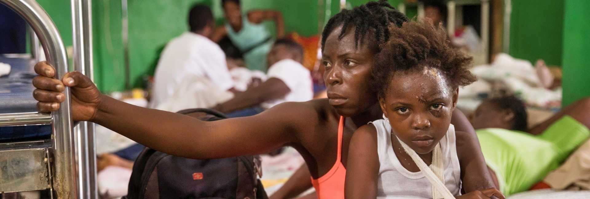 Dona per Haiti